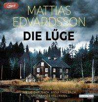 Mattias Edvardsson: Die Lüge, MP3-CD
