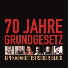 70 Jahre Grundgesetz. Ein Kabarettistischer Blick, CD