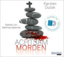 Karsten Dusse: Achtsam morden, 6 CDs