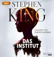 Das Institut, 3 MP3-CDs