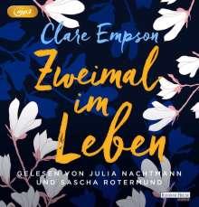 Clare Empson: Zweimal im Leben, 2 CDs