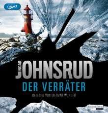 Ingar Johnsrud: Der Verräter, MP3-CD