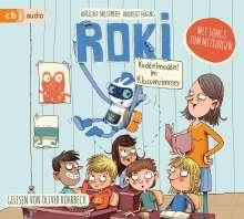 Andreas Hüging: ROKI - Kuddelmuddel im Klassenzimmer, 2 CDs