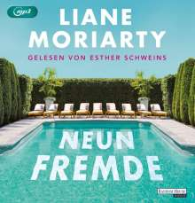 Liane Moriarty: Neun Fremde, MP3-CD