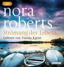 Nora Roberts: Strömung des Lebens, 2 MP3-CDs
