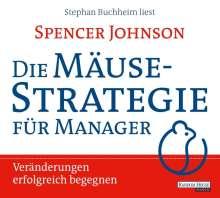 Spencer Johnson: Die Mäusestrategie für Manager (SA), 2 CDs