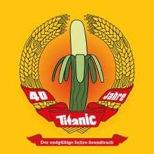 40 Jahre Titanic, 5 CDs