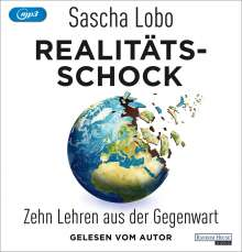 Realitätsschock, 2 MP3-CDs
