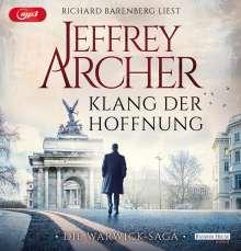 Jeffrey Archer: Klang der Hoffnung, 2 Diverses