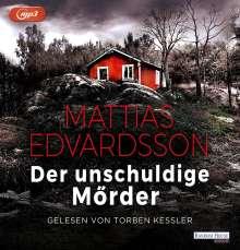 Der unschuldige Mörder, 2 MP3-CDs