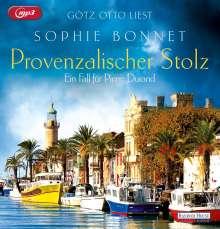 Sophie Bonnet: Provenzalischer Stolz, 2 MP3-CDs