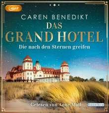 Das Grand Hotel, 2 MP3-CDs
