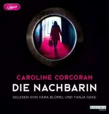 Caroline Corcoran: Die Nachbarin, 2 Diverses