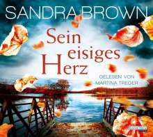 Sandra Brown: Sein eisiges Herz, 6 CDs