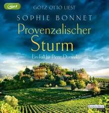 Provenzalischer Sturm, MP3-CD