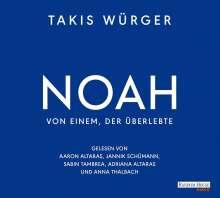 Noah, 4 CDs