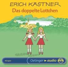 Kästner,Erich:Das doppelte Lottchen, CD