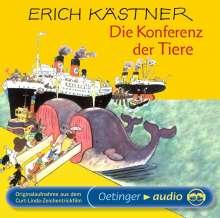Kästner,Erich:Die Konferenz der Tiere, CD