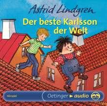 Astrid Lindgren - Der besten Karlsson der Welt, CD