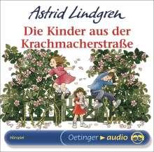 Astrid Lindgren - Die Kinder aus der Krachmacherstraße, CD