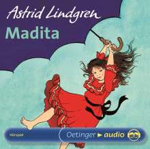 Astrid Lindgren - Madita, CD