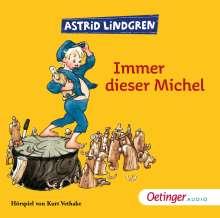 Astrid Lindgren - Immer dieser Michel, CD