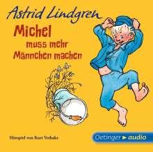 Astrid Lindgren - Michel muß mehr Männchen machen, CD