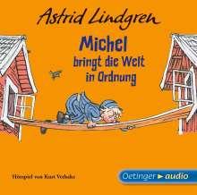 Astrid Lindgren - Michel bringt die Welt in Ordnung, CD