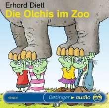 Erhard Dietl: Die Olchis im Zoo, 2 CDs