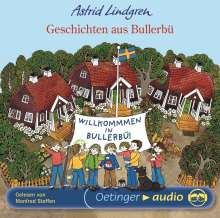 Astrid Lindgren - Geschichten aus Bullerbü, CD