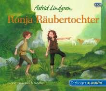Astrid Lindgren: Ronja Räubertochter (5 CD), CD