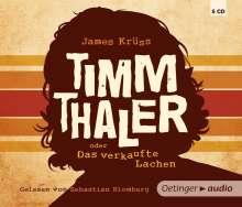James Krüss: Timm Thaler oder Das verkaufte Lachen (5 CD), 5 CDs