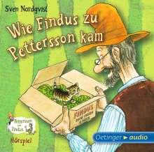Sven Nordqvist: Wie Findus zu Pettersson kam (CD), CD