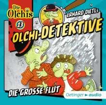 Erhard Dietl: Olchi-Detektive 13 - Die große Flut (CD), CD