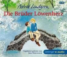 Astrid Lindgren: Die Brüder Löwenherz (5 CD), 5 CDs