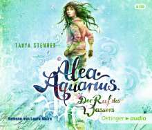 Tanya Stewner: Alea Aquarius 01. Der Ruf des Wassers (4 CD), 4 CDs