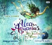 Tanya Stewner: Alea Aquarius 02. Die Farben des Meeres (4 CD), 4 CDs