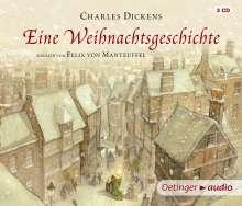 Charles Dickens: Eine Weihnachtsgeschichte (3 CD), 3 CDs