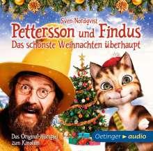 Sven Nordqvist: Pettersson und Findus 2 Filmhörspiel (CD), CD