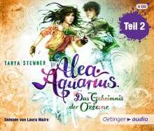 Tanya Stewner: Alea Aquarius 03. Das Geheimnis der Ozeane - Teil 2 (4 CD), 4 CDs