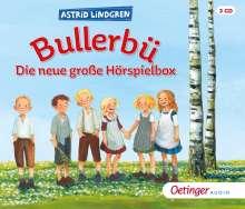 Astrid Lindgren: Bullerbü - Die neue große Hörspielbox (3 CD), 3 CDs