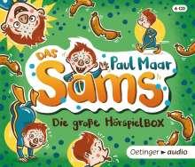 Paul Maar: Das Sams. Die große Sams Hörspielbox (6 CD), 6 CDs