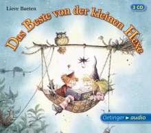Lieve Baeten: Das Beste von der kleinen Hexe (3 CD), 3 CDs