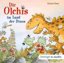 Die Olchis im Land der Dinos (CD), CD