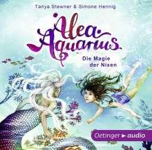 Alea Aquarius. Die Magie der Nixen, CD