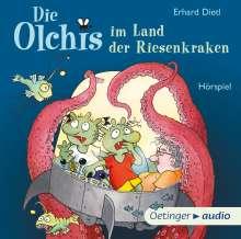 Die Olchis im Land der Riesenkraken, CD