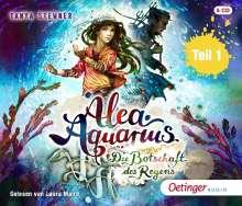 Alea Aquarius 5.1 Die Botschaft des Regens, 4 CDs