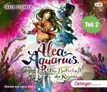 Alea Aquarius 5.2 Die Botschaft des Regens, 5 CDs