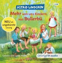 Mehr von uns Kindern aus Bullerbü (2 CD), 2 CDs