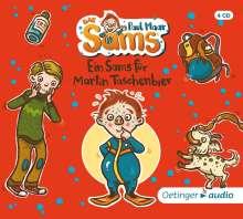 Ein Sams für Martin Taschenbier (4CD), 4 CDs